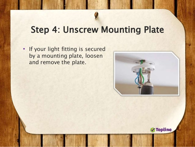 How to Change a Ceiling Light (with Pictures) - wikiHow