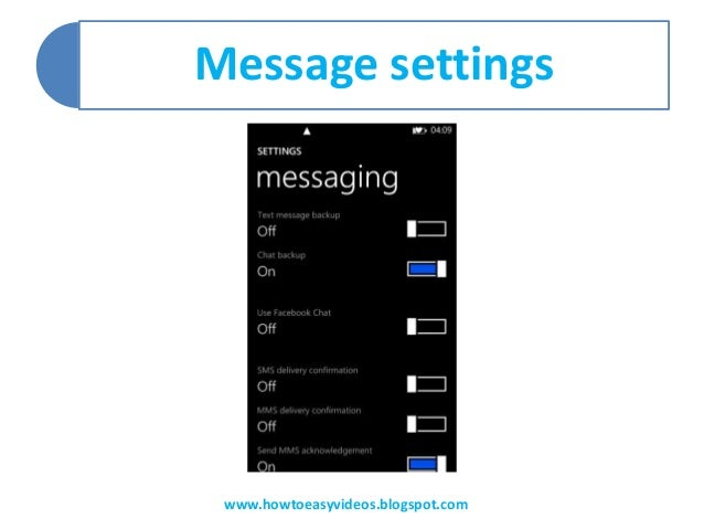 how to change phone download settings