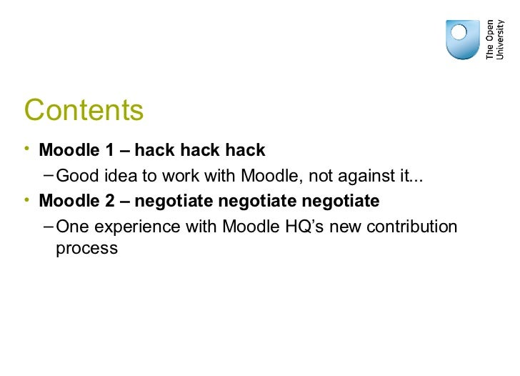 How to change moodle