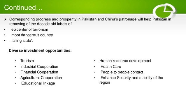 is pakistan a developed country