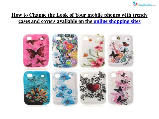 best sneakers 44cd3 bb172 How to change the look of your mobile phones with trendy cases and co…