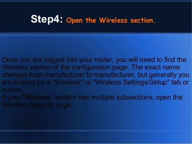 how to change ion wifi password