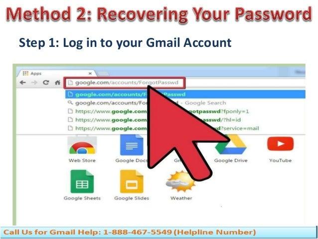 How is change gmail password