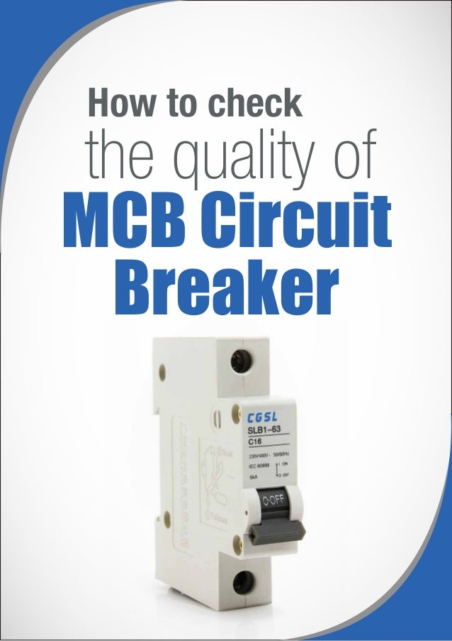 How To Find Out Which Circuit Breaker - Merzie.net