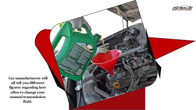 How Often To Change Transmission Fluid >> How To Check The Transmission Fluid Condition In Manual And Automatic