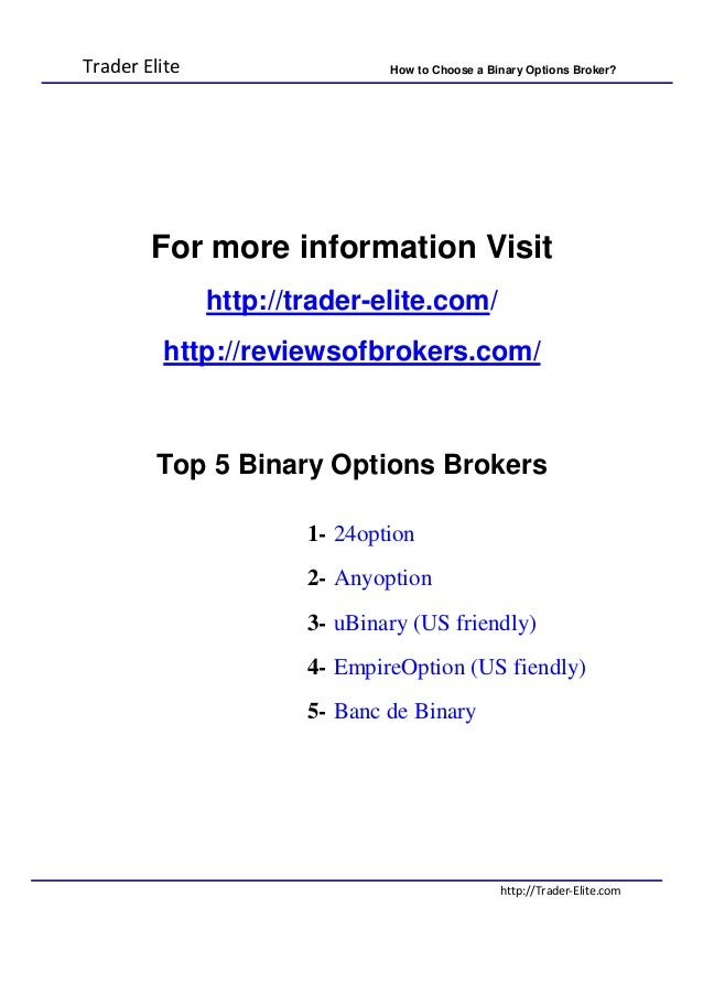 Where do options trade
