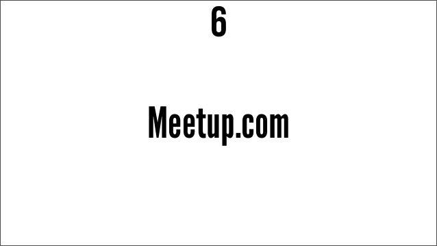 Meetup.com 6