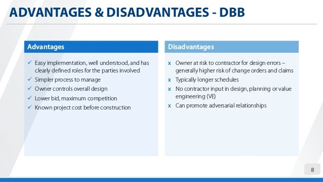 advantages and disadvantages of value engineering