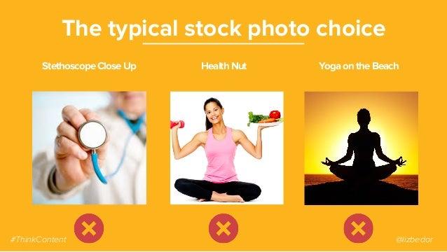 StethoscopeCloseUp The typical stock photo choice HealthNut YogaontheBeach #ThinkContent @lizbedor
