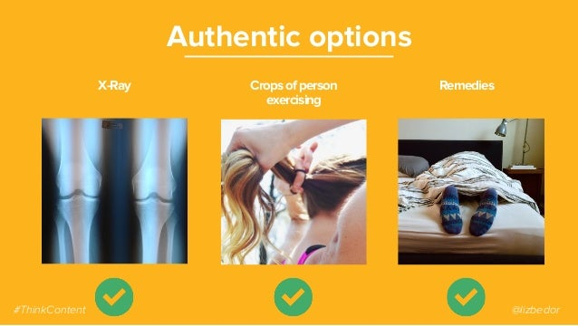 X-Ray Authentic options Cropsofperson exercising Remedies #ThinkContent @lizbedor