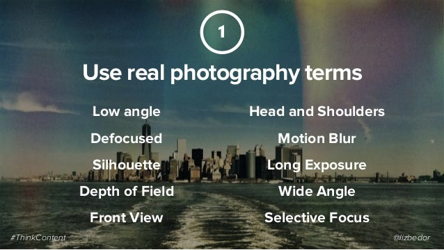 Low angle Defocused Silhouette Depth of Field Front View Head and Shoulders Motion Blur Long Exposure Wide Angle Selective...