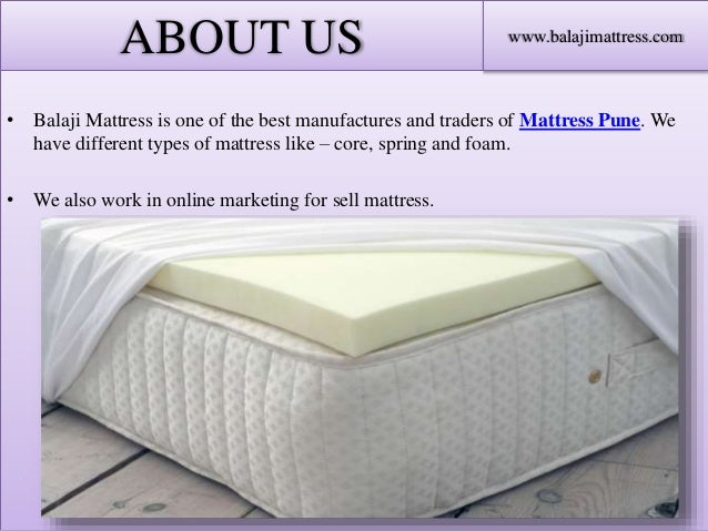 how to choose the correct mattress