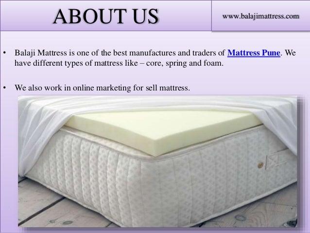 2 about us u2022 balaji mattress is one of the best