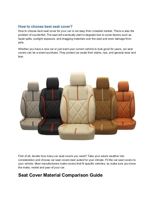 Amazing How To Choose Best Seat Cover Andrewgaddart Wooden Chair Designs For Living Room Andrewgaddartcom