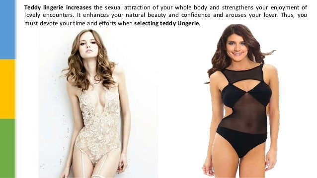 How to Choose Comfortable Teddy Lingerie