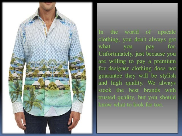 How to choose designer clothes