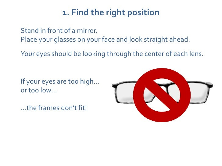 8af251b428 Choosing the Right Glasses For Your Face Shape