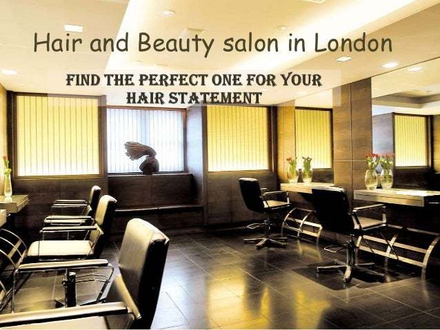 Hair and Beauty salon in London