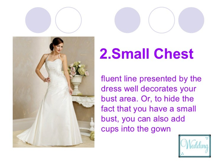 dress for a small wedding