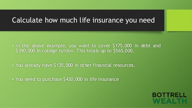 How to choose life insurance