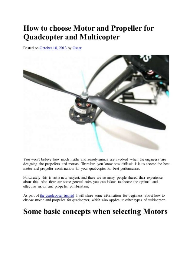 How to choose motor for quadcopter for Motor vehicle express albuquerque
