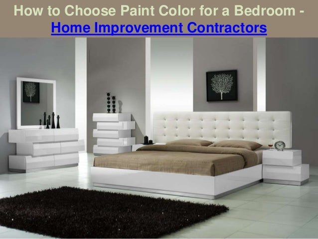 how to choose paint color for a bedroom 15 steps with how to choose paint color for a bedroom home improvement 860