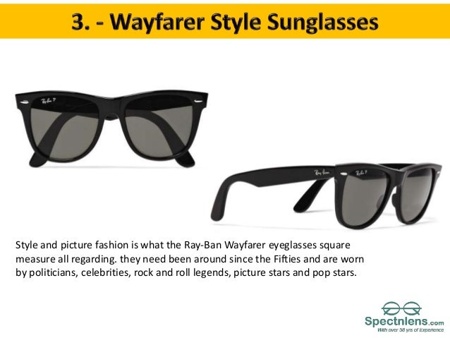 How to choose sunglasses to buy and wear
