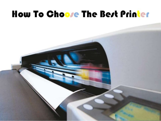 Which Printer Are You?