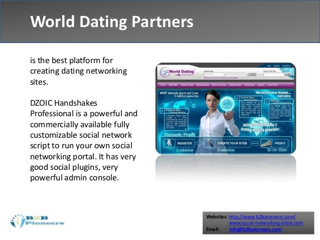 Admin world dating partners
