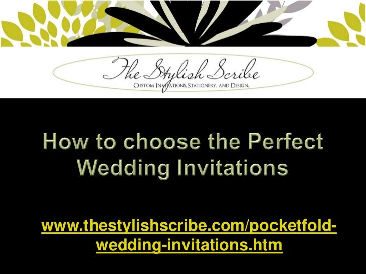 www.thestylishscribe.com/pocketfold-      wedding-invitations.htm