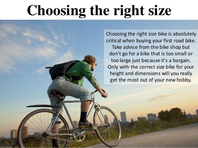 How To Choose The Right Bicycle For You?