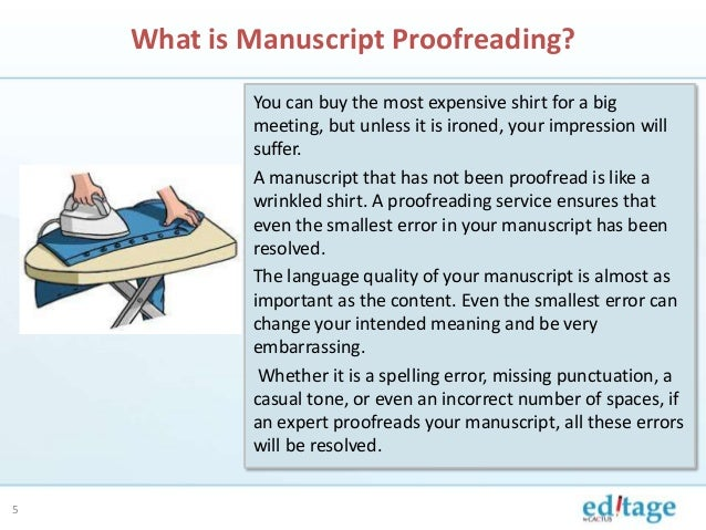 Editing service for manuscripts meaning