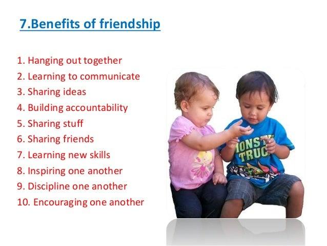 5 Health Benefits of Friendship