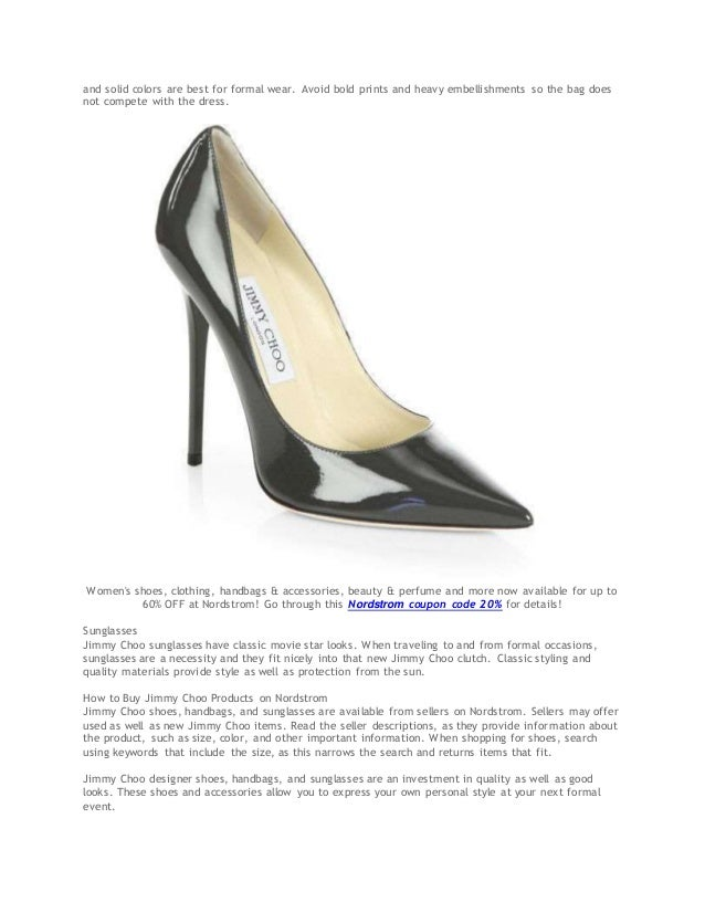 09f979645b47 How to choose the right jimmy choos for a formal occasion