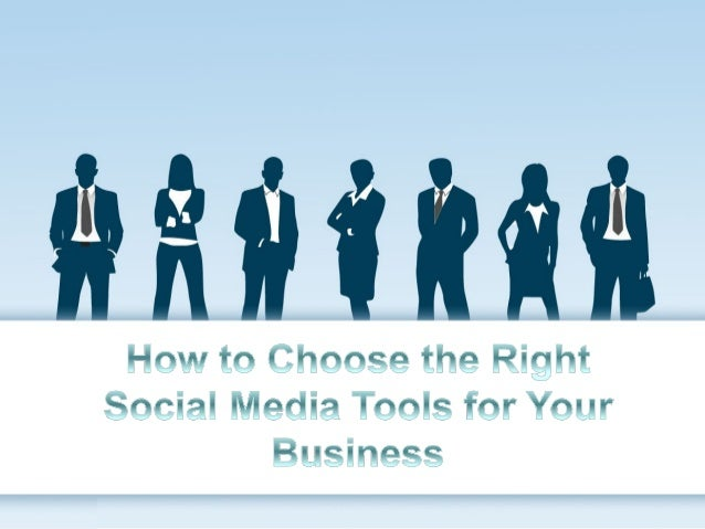 Social media allows people to connect online to form relationships for personal and business reasons, social media in busi...