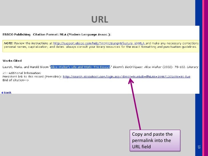 How to cite a book chapteressay from ebscohost literary reference ce br 13 ccuart Images
