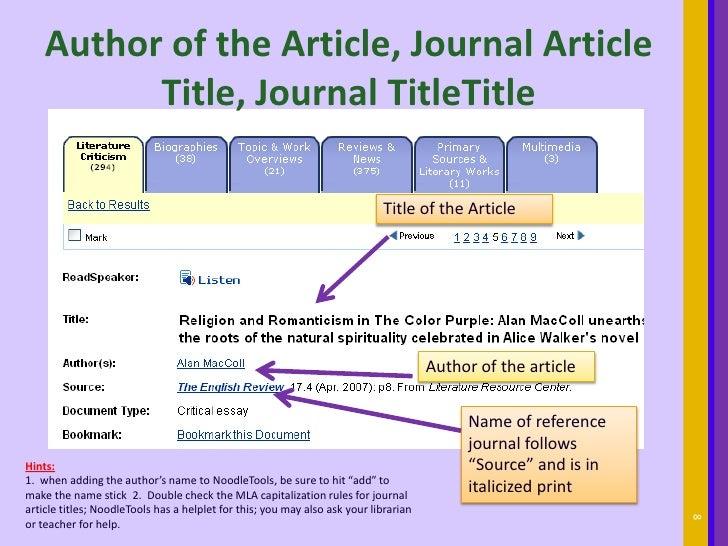 Website for essay writing journal