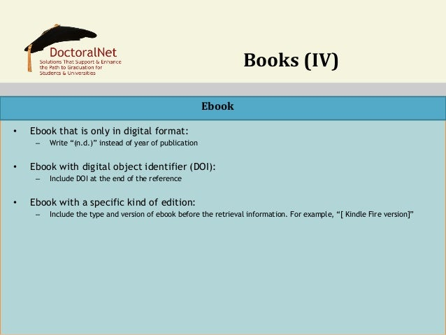 How to cite sources apa style books ccuart Choice Image