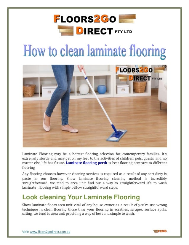 28 Best How To Clean Wood Laminate Floors Without