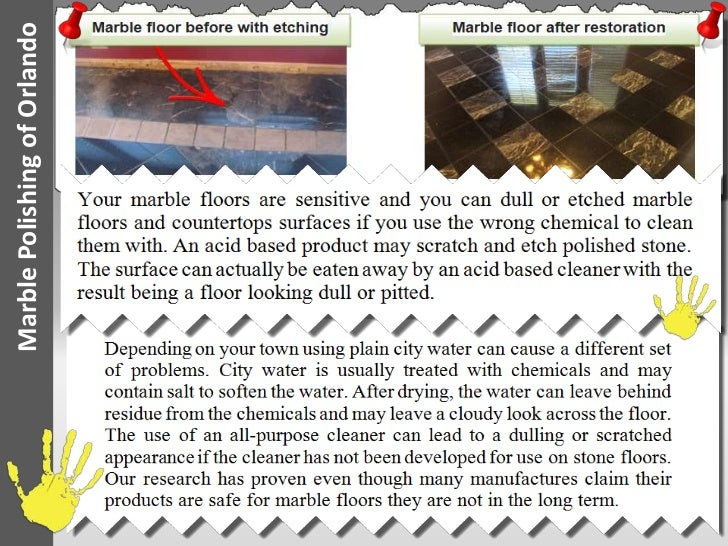 how to clean marble floors cleaning marble in orlando fl. Black Bedroom Furniture Sets. Home Design Ideas
