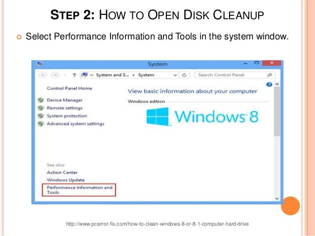 How to clean windows 8 or 8 1 hard drive for How to clean windows