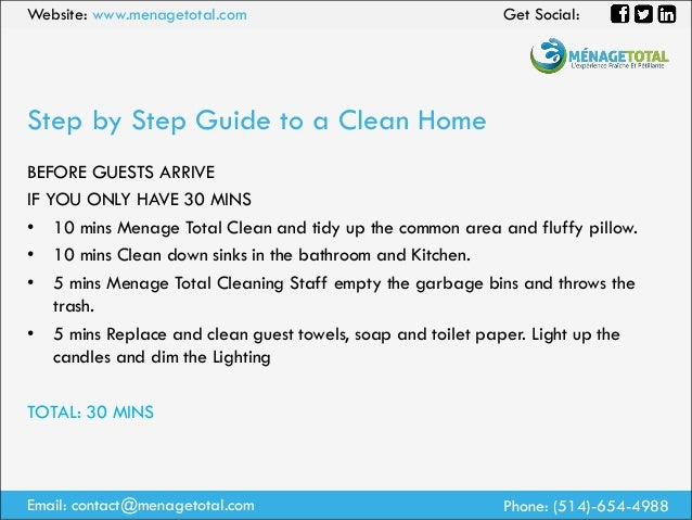 How To Clean Your Home Quickly