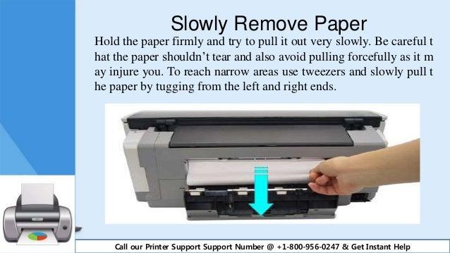 Help Paper Jam - HP Deskjet 3510 Printers - Paper Jam Error