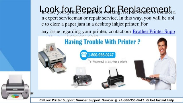 brother printer help paper jam