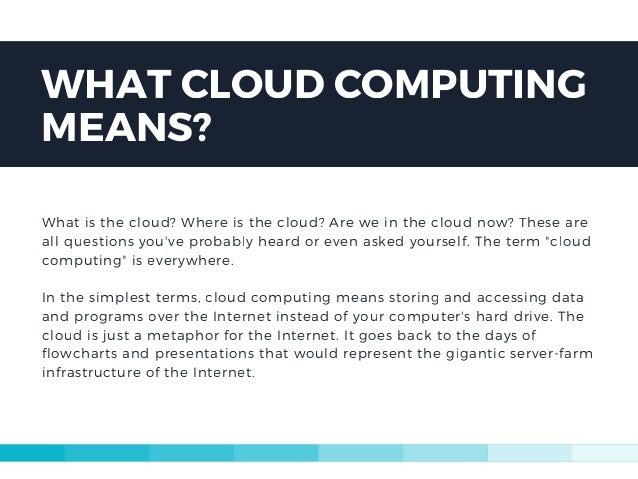 Ultimate guide to cloud computing magazine (digital.