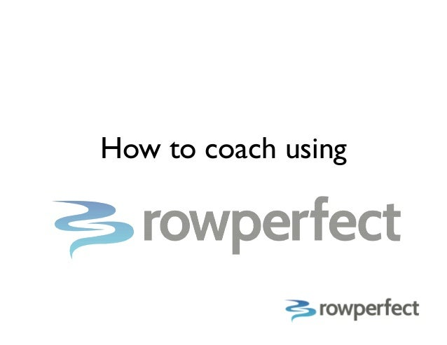 How to coach using
