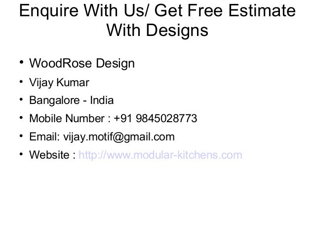 10 Enquire With Us Get Free Estimate Designs