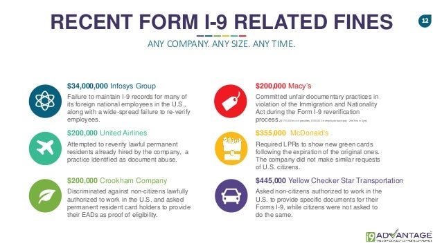 Form I 9 How To Comply With Section 3 Rehires And Reverification