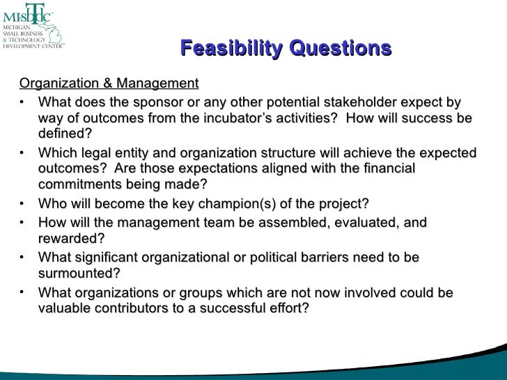 Feasibility Study FAQ | Campaign Planning