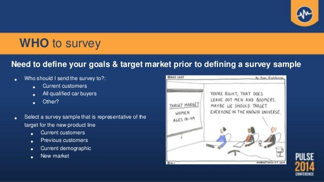 how to create a successful survey